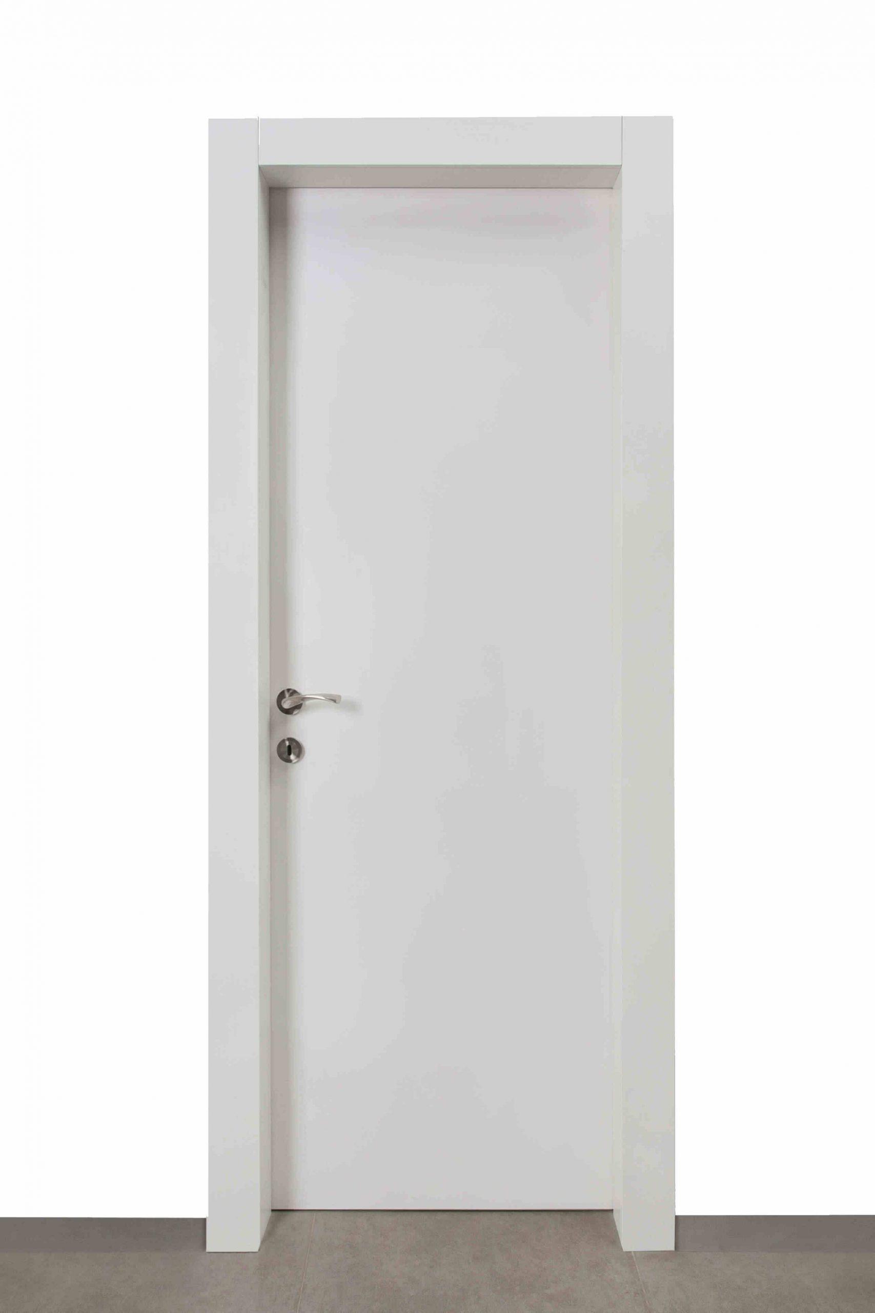 דלת רויאל בצבע לבן wpc